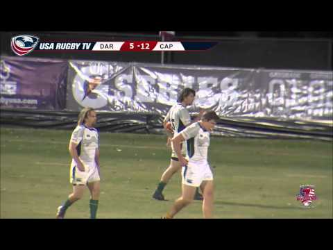 2013 USA Rugby College 7s National Championship: Cal Poly SLO vs  Dartmouth