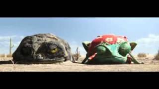 Rango Trailer HD 240 Dublado Português