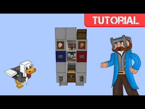 Minecraft 1.8 - Ultimate Chicken Farm