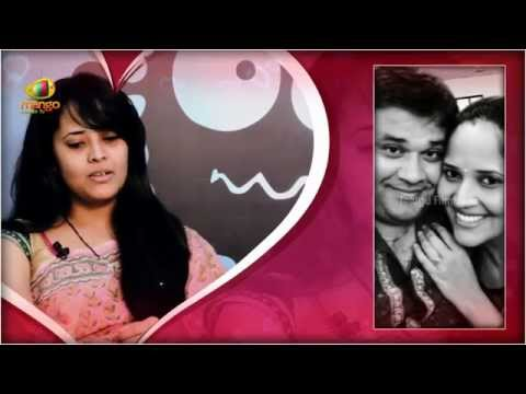 Exclusive Video – Anchor Anasuya reveals her secret love story