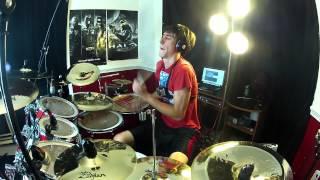 MONSTA Holdin' On Drum Cover (Skrillex & Nero Remix
