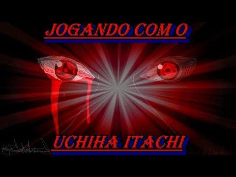 Naruto Shippuden MUGEN 2014 Uchiha Itachi
