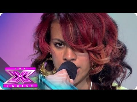 Meet Dinah Jane Hansen - THE X FACTOR USA