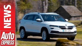 New Skoda Karoq SUV revealed - better than the Yeti?. Auto Express.
