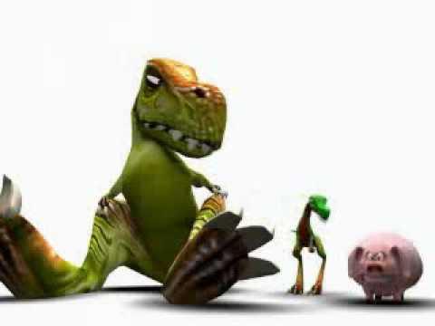 Video Infantil Dinossauros (Muito Bom)