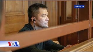 Bị cáo thú nhận giúp bắt cóc Trịnh Xuân Thanh tại Đức (VOA)