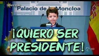 El Hormiguero: ¿Y si fueras presidente?