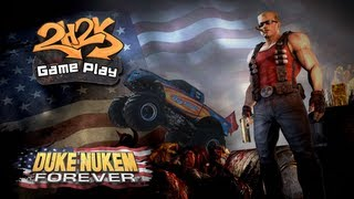 [Duke Nukem Forever - Bigfoot - Gameplay]