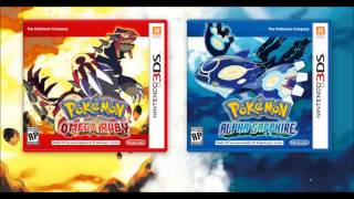 Pokémon Omega Ruby And Alpha Sapphire Vs Gym Leader