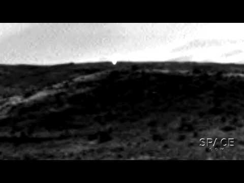 Strange 'Light' On Mars Snapped by Curiosity Rover | Video