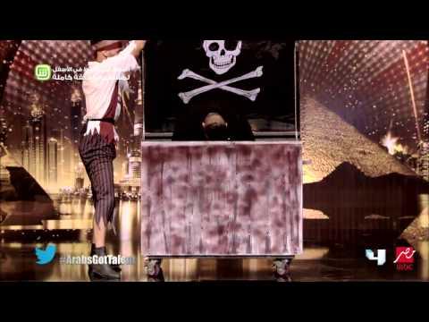 Arabs Got Talent - تجارب الأداء - Cherifian Troupe