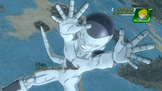 Dragon Ball Z For Kinect Story Mode Frieza Saga Goku