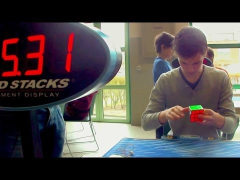 Rubiks Cube Guinness World Records