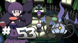 Let's Play Pokemon: Black Part 53 Elite Four Shauntal