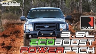 Ford F150 3.5L EcoBoost Roush Power Pack Ford Of