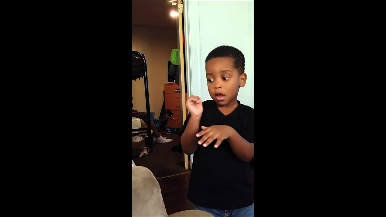 Kid Gets Out Of A Whooping