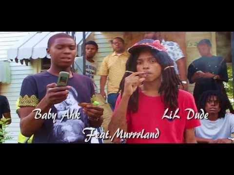 Baby Ahk X LiL Dude Feat.Murrrland - Birds Chirpin