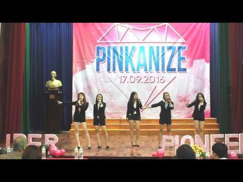 PINKANIZE - Piano man + Câu chuyện ngày mưa - QH1315