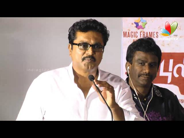 Sarathkumar Speech at Pulivaal Tamil Movie Press Meet  | Prasanna, Vimal, Oviya