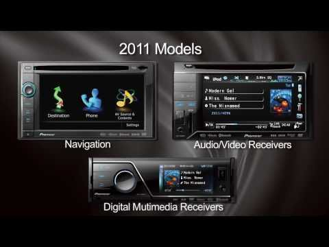 Pioneer App Mode for 2011 Product