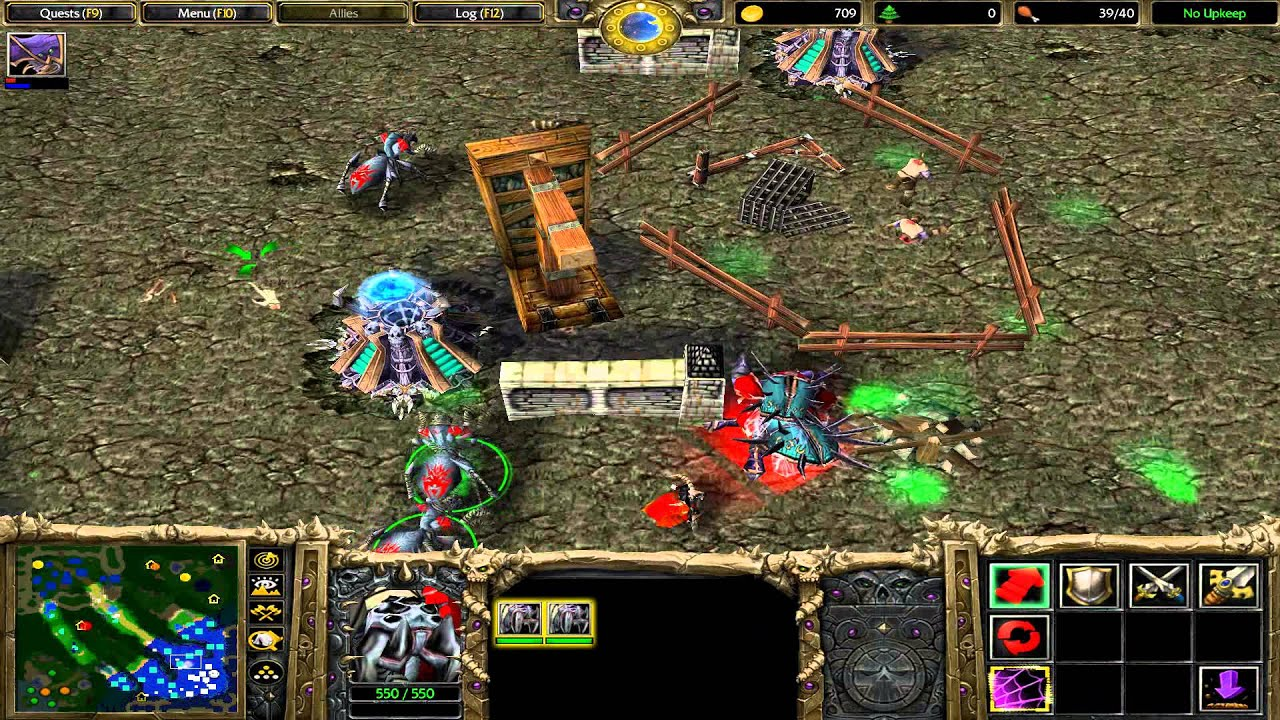 Warcraft 3 custom maps porn naked toons