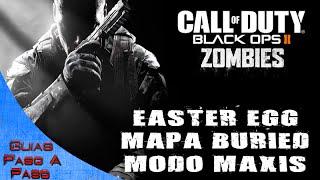 Call Of Duty: Black Ops 2 Zombis Huevo De Pascua Del