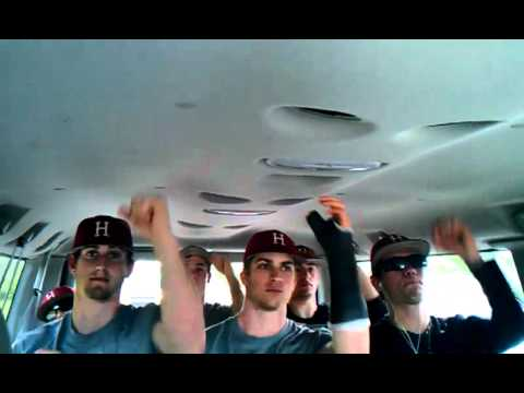 Harvard Baseball 2012 Call Me Maybe Cover