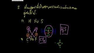 พันธะเคมี P 2.1 ข้อ 2 ก-ข