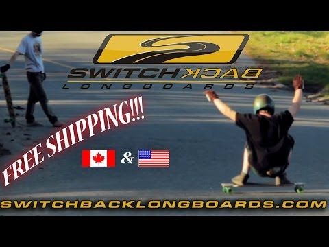 Commercial - Switchback Longboards