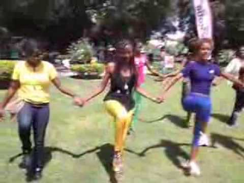 DANCE HALL DANCE FITNESS- JAMAICA