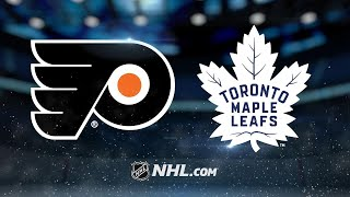 Manning, Voracek lead Flyers to 4-2 win against Leafs