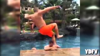 This Is Why Lifeguards Say Don't Run Around The Pool