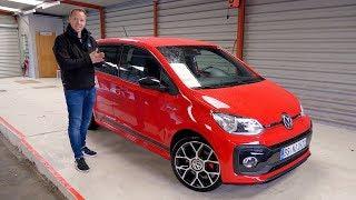 Volkswagen Up GTI Walkaround - Top Gear - BBC. Watch online.