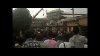 SCOAN Building Collapses Deaths Reported