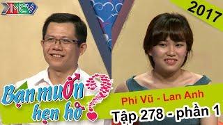 Cặp đôi 'bồ kết' nhau nhờ giao lưu giọng hát   Phi Vũ - Lan Anh   BMHH 278 😙