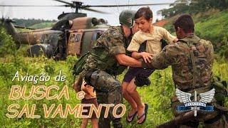 A Aviação de Busca e Salvamento faz aniversário no dia 26 de junho. Para homenagear todos que fazem parte dessa aviação, a Força Aérea Brasileira (FAB) lança um videoclipe com imagens das missões realizadas. Veja como é o trabalho dos militares que trabalham para que outras pessoas possam viver.