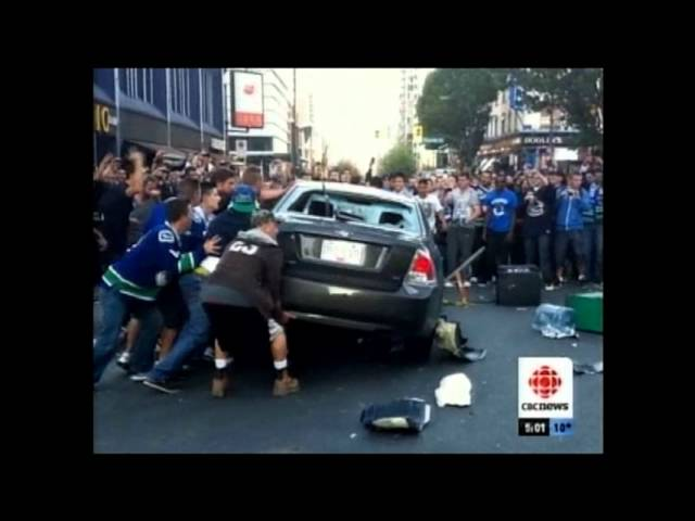 Vancouver Police Recommend Riot Charges Against 60 People