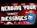 Reading Your Messages 2 Geometry Dash