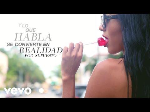 Pitbull - Piensas (Official Lyric video) ft. Gente De Zona
