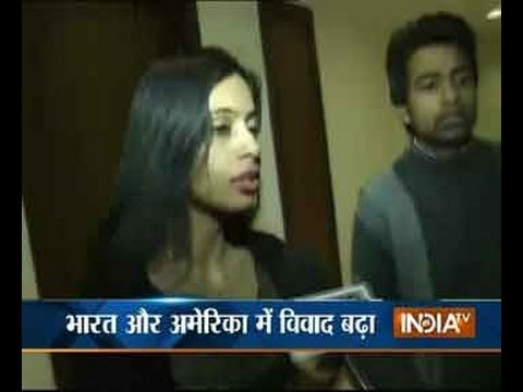 Devyani Khobragade returns to India