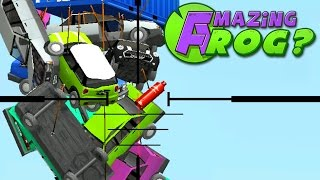 THIS IS GONNA BE LOUD - Amazing Frog - Part 93   Pungence