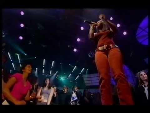 Ja Rule and Ashanti - Always On Time - Top Of The Pops - Friday 1st February 2002