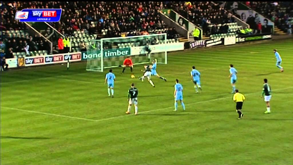 Plymouth Argyle 2-0 Torquay United