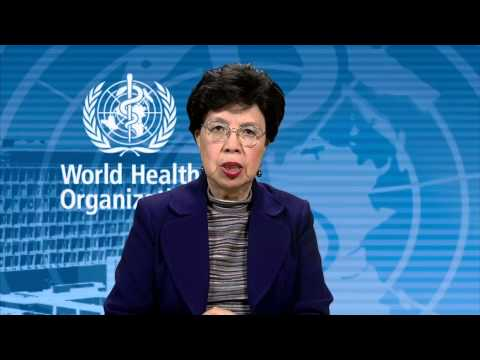Margaret Chan, Director-General, WHO