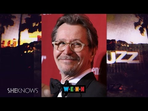 Gary Oldman Issues Apology for Anti-Semitic Remarks in Playboy Interview - The Buzz
