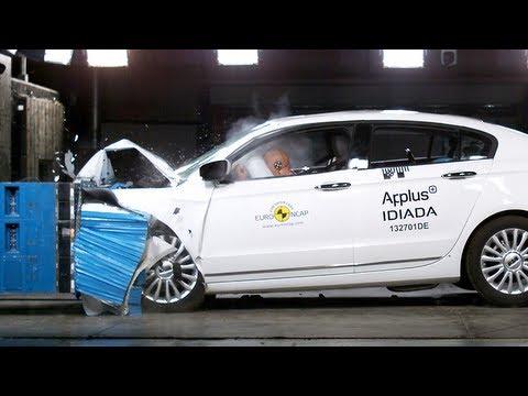Fünf Sterne für den Qoros bei Euro NCAP-Test