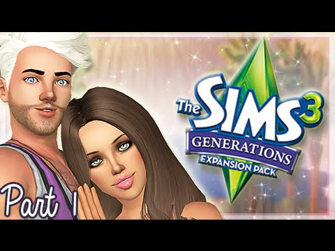Let's Play : The Sims 3 Generations S2 - ( Part 1) - Welcome Back!