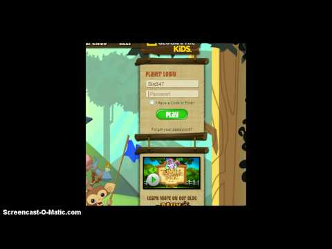 more animal jam member accounts for all of y'all!