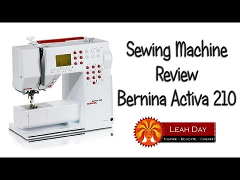 How to Pick a Good Sewing Machine for Machine Quilt Piecing - YouTube