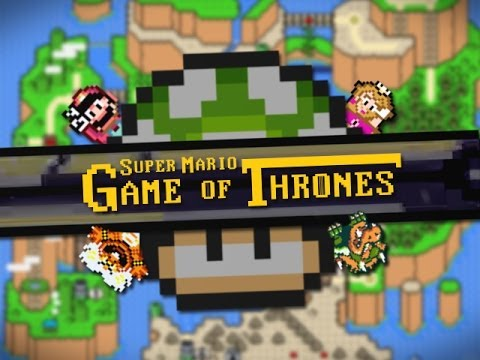 Video Game of Thrones: Super Mario World